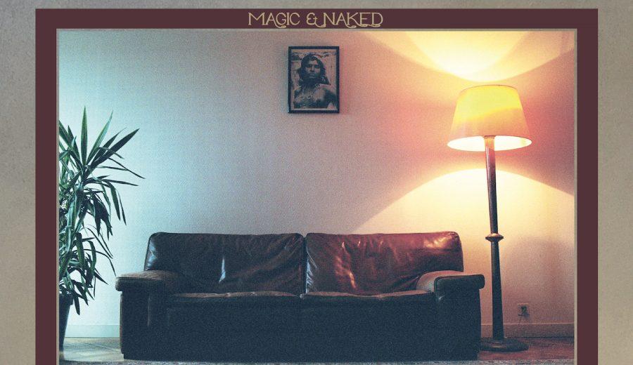 Magic & Naked Human Expression Cover