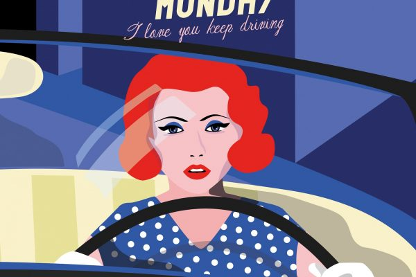 Okay Monday I Love You Keeo Driving cover