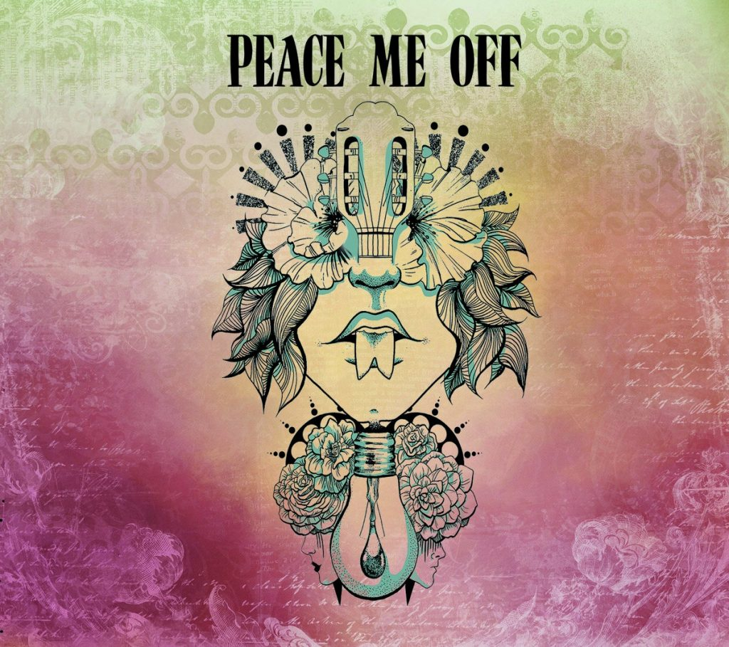 Peace Me Off EP cover
