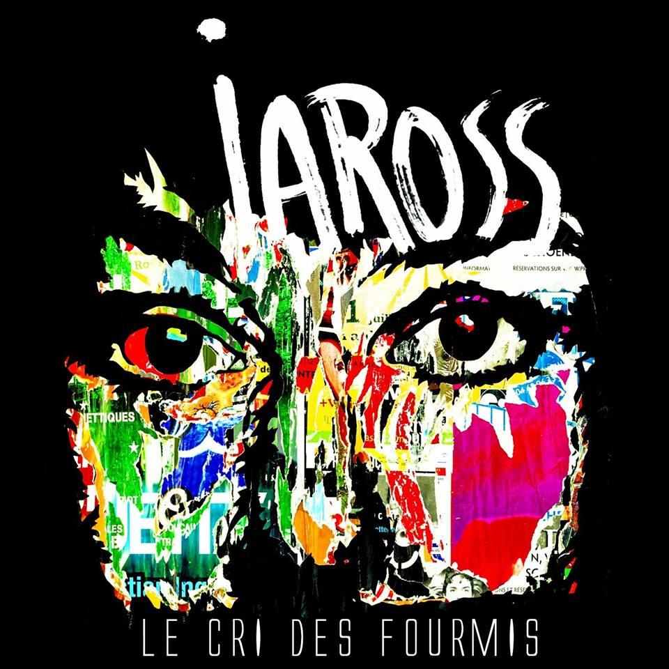 Iaross Le cri des fourmis cover