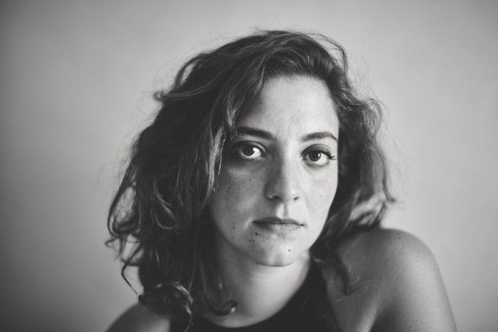 Nadah El Shazly portrait